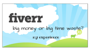 fiverr experience